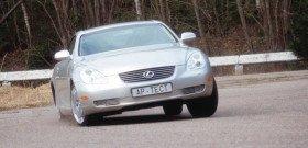 Фото заднеприводного автомобиля на повороте, uzavto.net