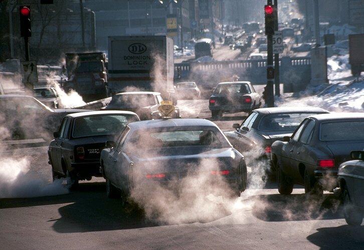 Выхлопные газы автомобилей, так ли страшен газ