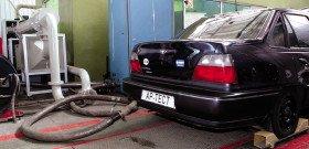 Фото проверки выхлопных газов автомобилей, autoreview.ru
