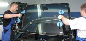 Фото - как менять лобовое стекло в автомобиле, nanoauto.by