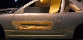 На фото - требуется замена двери автомобиля, img-fotki.yandex.ru