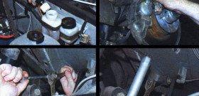 Фото замены тормозной жидкости своими руками, remont-vaz2106.ru