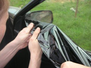 Фото тонировки стёкол автомобиля своими руками, spokoino.ru