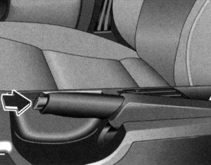 Фото - проверка натяжка ручного тормоза, autoprospect.ru