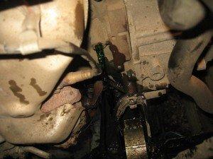 На фото - смыв после промывки системы охлаждения двигателя своими руками, b-a.d-cd.net