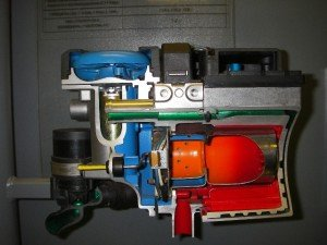 На фото - предпусковой подогреватель дизельного двигателя, union-fpg.ru