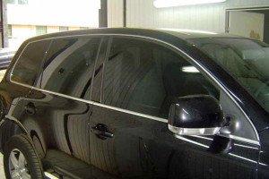 Фото про тонировку автомобиля, rentalcar.by