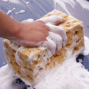 Фото губки для мытья автомобиля, ru.aliexpress.com