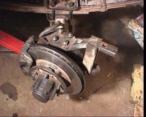 Фото одной из основных неисправностей рулевого управления, nissanoffroad.ru