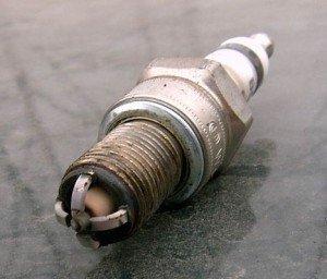 Фото - диагностика двигателя по состоянию свечей, avtouz.ru