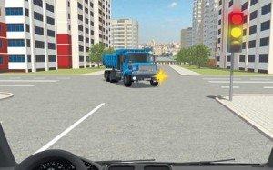 Фото - правила дорожного движения, проезд перекрёстков, lib.rus.ec