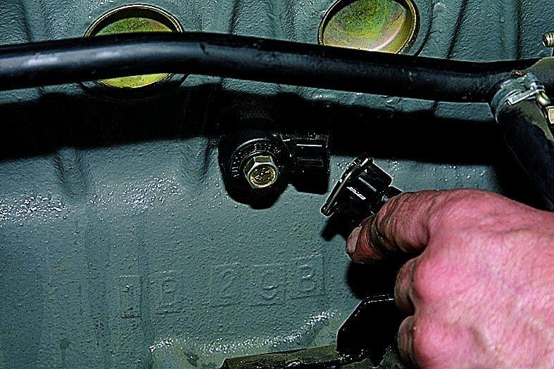 Как проверить датчик холостого хода ваз 2110 инжектор - 19f