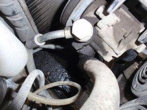 На фото - гидроусилитель рулевого управления, imageshack.us