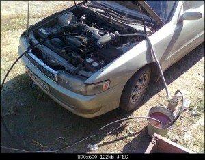 Фото - как почистить радиатор автомобиля, forums.drom.ru