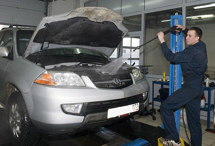 Чем лучше мыть двигатель автомобиля своими руками фото 883