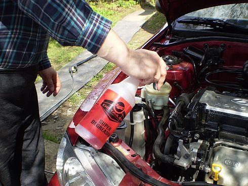 Чем промыть двигатель в домашних условиях