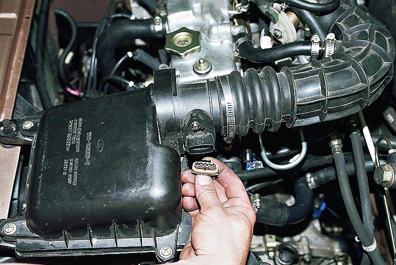 Диагностика инжекторного двигателя своими руками
