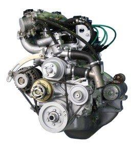 Фото бензинового двигателя, autodirection.ru