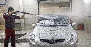 Фото автомойки, где можно самостоятельно помыть машину, b1.m24.ru