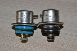 На фото - регуляторы давления топлива, e-a.d-cd.net