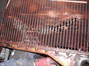 Фото определяем места для пайки радиатора автомобиля своими руками, s.unishop.pro