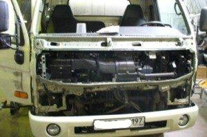 Фото - замена или ремонт радиаторов грузовых автомобилей, papaev-dmitry.narod.ru
