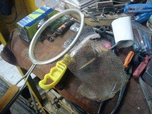 Фото инструментов для ремонта радиаторов грузовых автомобилей, b-a.d-cd.net
