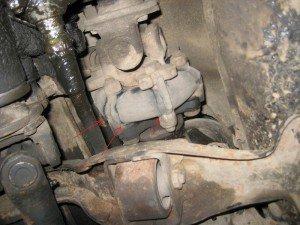 Фото промежуточного вала КПП в автомобиле, ximages.net