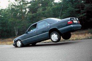 На фото - торможение автомобиля, individual.su