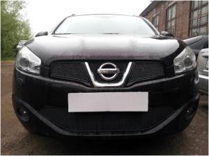 Фото - защитная сетка для радиатора автомобиля Nissan Qachqai, avtopear.ru