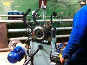 На фото - как отбалансировать коленвал, f5.ru