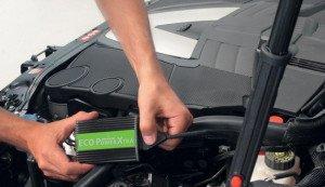 На фото - чиповка дизельного двигателя, bmw-service.com.ua