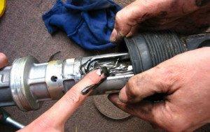 Фото ремонта рулевой рейки