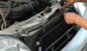 Фото установки кондиционера в автомобиль