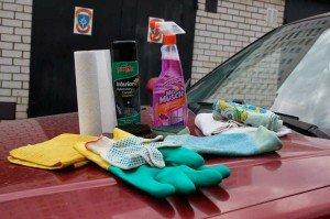 Фото оборудования для химчистки салона автомобиля, drive2.ru