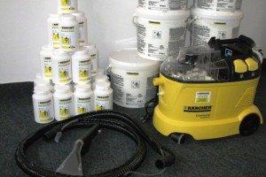 На фото - пылесос для химчистки салона автомобиля, automaster100.ru