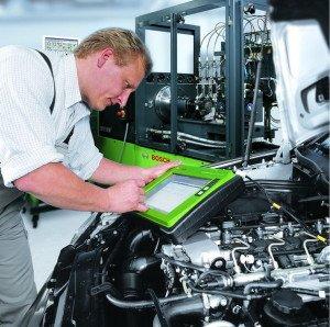 Фото компьютерной диагностики двигателя, dieselmotors.by