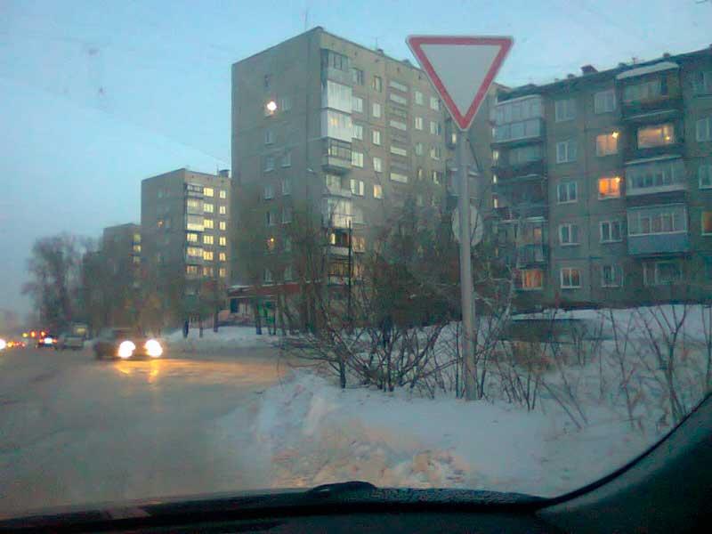 знак уступите дорогу остановиться перед знаком