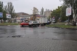 Фото движения авто на нерегулируемом перекрестке равнозначных дорог, news.pn