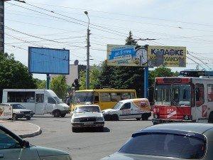 Фото особой ситуации на перекрестке равнозначных дорог, i24.com.ua