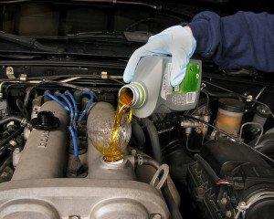 Фото заливки более вязкого масла, eufos2000.org