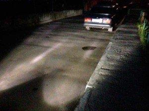 Фото освещения противотуманными фарами, drive2.ru