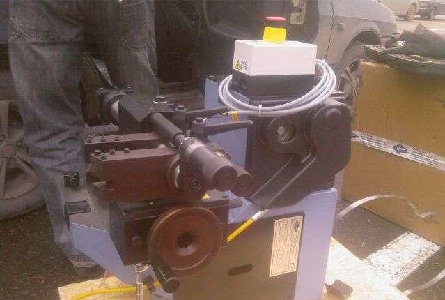 Фото №5 - ВАЗ 2110 проточка тормозных барабанов