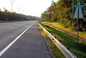 На фото - магистраль со знаком 5.1, pdd.ua