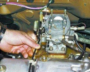 Фото настройки карбюратора, motors.org.ua