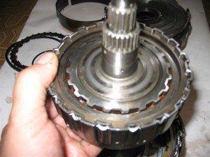 Фото ремонта гидротрансформатора АКПП своими руками, yo-sergey.narod.ru