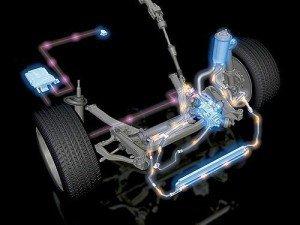 Фото системы рулевого управления, autotestdrive.ru