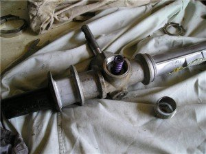 Фото замены втулки рулевой рейки, nexia-club.ru