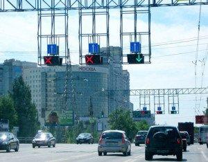 Фото дороги с реверсивным движением, uralweb.ru