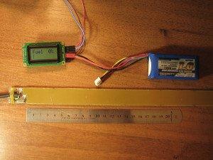 На фото - датчик уровня топлива в баке, avislab.com
